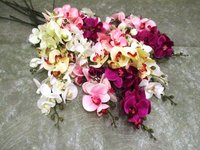 Artificial flower -orchid