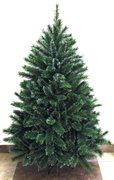 Christmas artificial pine tree