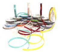 Satin band 6 mm